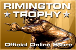 Rimington Trophy On-line Store